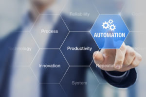 Changing technology to RPA